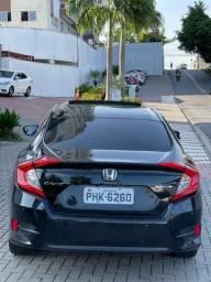 Título do anúncio: Honda Civic automático 1.5 touring impecável
