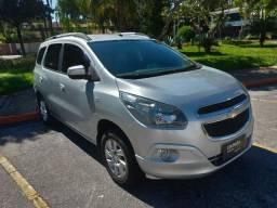 $Sales$ Chevrolet Spin 1.8 Ltz 2013 Baixo Km!!! 7 Lugares $Sales$