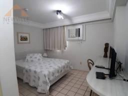 Apartamento com 1 quarto para alugar, 33 m² por R$ 2.198/mês - Boa Viagem - Recife