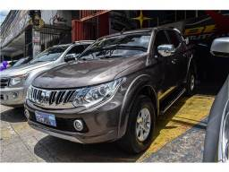 Mitsubishi L200 triton  2.4 16v turbo diesel sport hpe cd 4p 4x4 automático