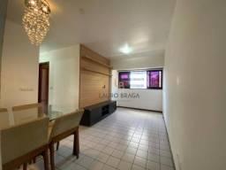 Ed. Seychelles. Apartamento com 3 dormitórios para alugar, 67 m² por R$ 1.900/mês - Ponta