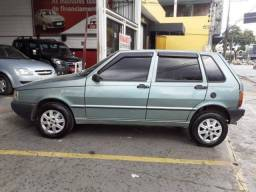 UNO 1995/1996 1.0 IE MILLE EP 8V GASOLINA 4P MANUAL