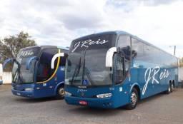 Ônibus  Mercedes-Benz  2006 e 2008