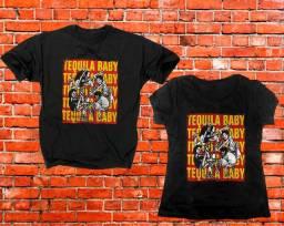Camiseta ou babylook Tequila baby