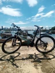 Bicicleta Amin importada Dobrável Ótimo custo benefício