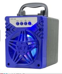 Caixa De Som Bluetooth Mini Speaker qs 312 Wpp: *