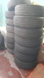 Título do anúncio: Vai trocar o pneu do seu carro compramos seu pneu usado em bom estado 13, 14 ou 15.