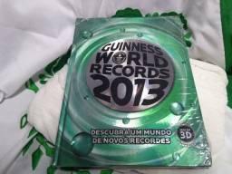 Guiness (book) World Records 2013 (novo/lacrado)