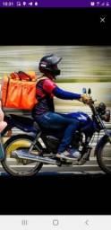 Título do anúncio: Motoboy disponível com moto e bag.  Pra extra ou fixo