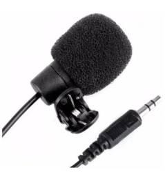 Título do anúncio: Microfone de Lapela p2 Entrega Grátis