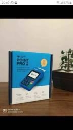 Título do anúncio: Máquina de cartão Point Pro2 imprime comprovante