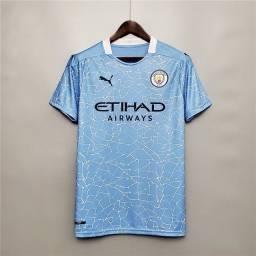 Promoção Camisa Manchester City 2020/2021