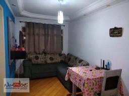 Título do anúncio: Apartamento à venda, 50 m² por R$ 175.000,00 - Jardim Casa Pintada - São Paulo/SP