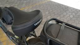 Título do anúncio: Vendo Bicicleta Eletrica semi nova
