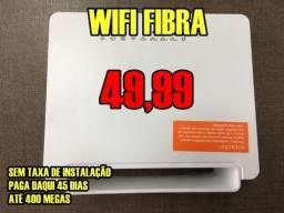 Título do anúncio: ? WI-FI fibra voce merece o melhor ?