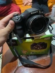Título do anúncio: Câmera Sony profissional