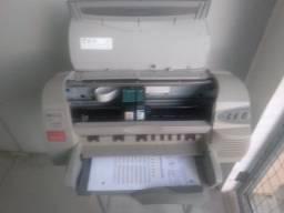 Título do anúncio: Impressora hp 1220c A3 jato tinta