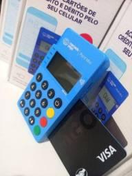 Máquina de Cartão NFC - Não Precisa Ter Nome Limpo.