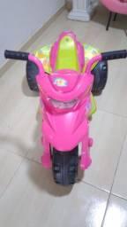 Moto elétrica feminino
