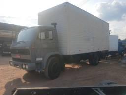 Título do anúncio: caminhão volks 13130 bau 7m reduzido mwm