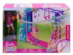 Título do anúncio: Barbie Team Stacie Esportes