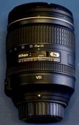 lente Nikon zoom 24-120mm f/4