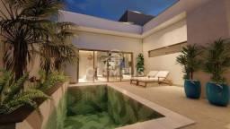 Belíssima casa em condomínio na zona sul com 204m² disponível para venda - Uberlândia/MG