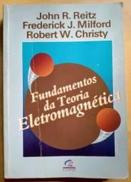 Título do anúncio: Fundamentos da Teoria Eletromagnética Reitz/Milford/Christy -livros universitários Física