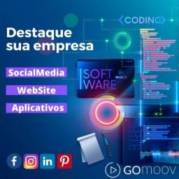 Redes Sociais - Instagram Facebook