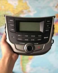 Rádio HB20 nunca usado