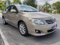 Título do anúncio: Corolla SE-G 2009 Automatico. Extra