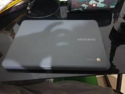 Chromebook Samsung defeito tela