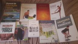 Livros para Educadores Físicos
