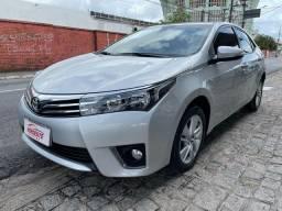 Toyota Corolla 1.8 GLi Upper 2016 Completo Unico Dono
