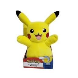 Título do anúncio: Pikachu Pokemon Pelúcia 30cm