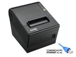 Impressora Térmica de Cupom Elgin i9 com Rede Ethernet