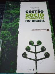 Livro Gestão Socioambiental no Brasil