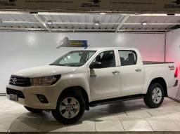 Hilux 2019 4x4 Diesel Manual - 40 mil km / Completa / Sem detalhes