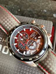 Título do anúncio: Relógio Technos Sport Cronógrafo ( Leia o Anúncio )