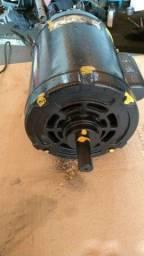 Título do anúncio: Motor elétrico weg 2cv 3500prm monosafiso 220v