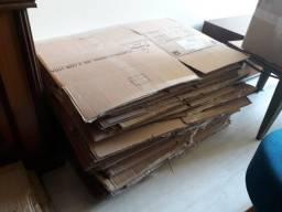 Título do anúncio: Caixas de papelão para Mudança