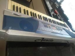 Título do anúncio: teclado austin cinco oitavas