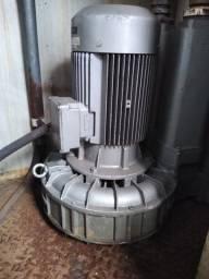 Título do anúncio: Compressor Radial Bomba de Vácuo 12 CV Bora Elmo Rietschle Gardner Denver