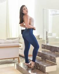 Calça Jeans Feminino Levanta bum bum