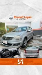 Título do anúncio: Renault Logan 1.6 8v 2012 Completo