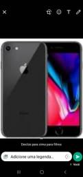 Título do anúncio: 8 iphone plus
