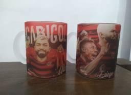Título do anúncio: Caneca de chopp Flamengo