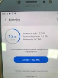 Título do anúncio: Samsung Galaxy J7 pro 64gb