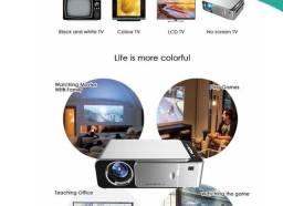 Título do anúncio: Projetor 3500 Lumens - Com sistema Android e Wifi  Full Hd Multimídia Alston T6