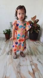 Título do anúncio: Roupa infantil moda menina